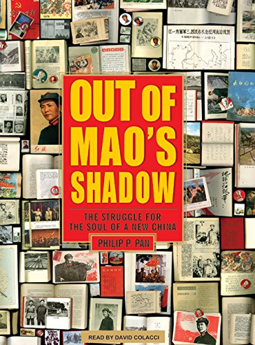 9781400107506: Out of Mao's Shadow: The Struggle for the Soul of a New China