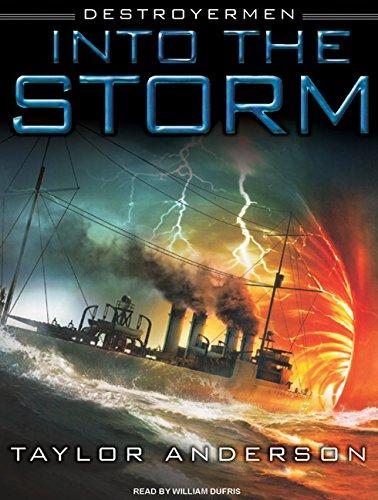 9781400108060: Destroyermen: Into the Storm (Bk. 1)