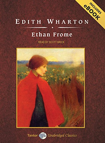 9781400108527: Ethan Frome, with eBook (Tantor Unabridged Classics)