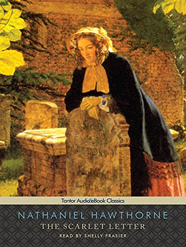 9781400108558: The Scarlet Letter, with eBook (Tantor Unabridged Classics)
