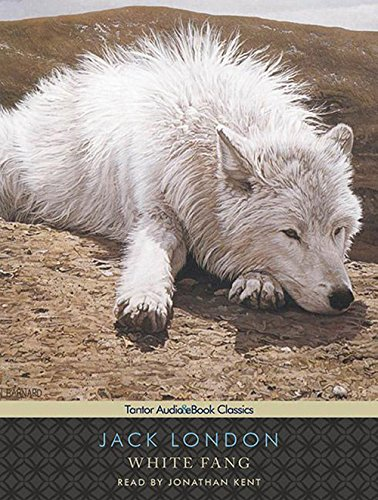 9781400108886: White Fang (Tantor Unabridged Classics)
