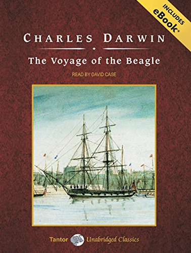 The Voyage of the Beagle, with eBook: Darwin, Charles