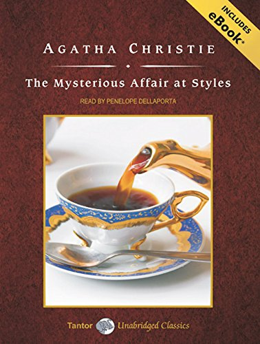 9781400109197: The Mysterious Affair at Styles, with eBook (Hercule Poirot Mysteries)