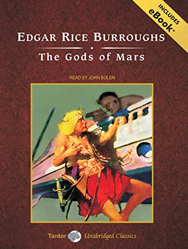 The Gods of Mars, with eBook (Barsoom) (9781400109340) by Edgar Rice Burroughs