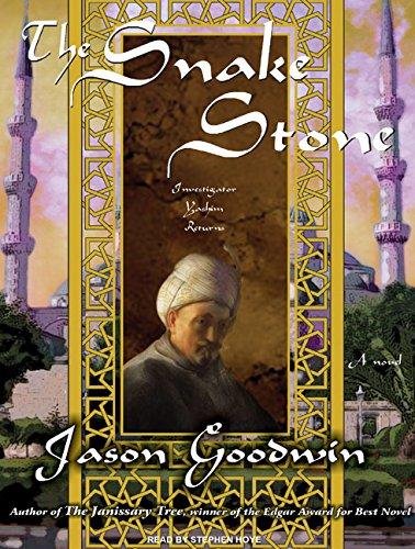 9781400110117: The Snake Stone: A Novel (Yashim the Eunuch)