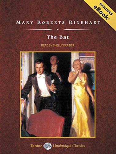 The Bat: Includes eBook: Rinehart, Mary Roberts;