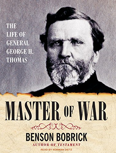 Master of War: The Life of General George H. Thomas (1400111587) by Benson Bobrick