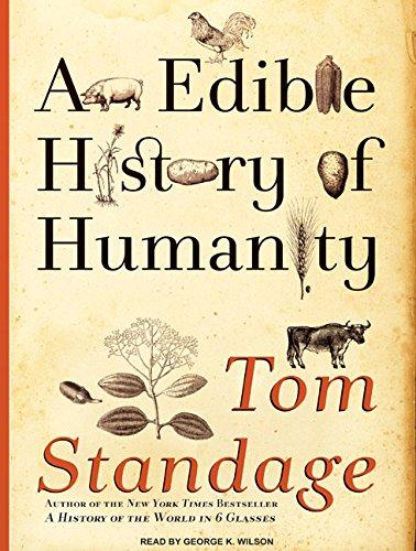 9781400113088: An Edible History of Humanity