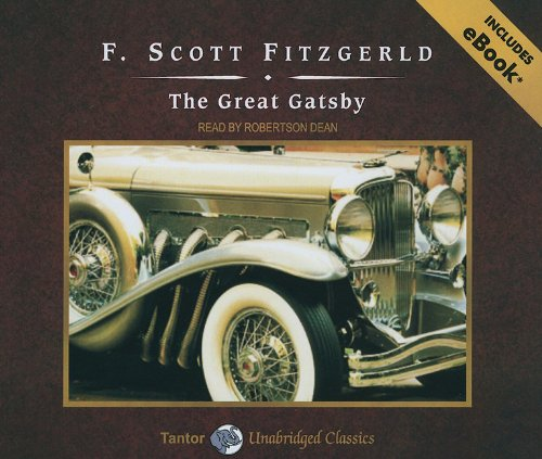 9781400114245: The Great Gatsby, with eBook