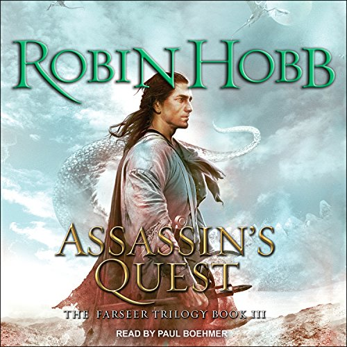 9781400114368: The Farseer: Assassin's Quest