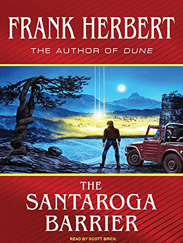 The Santaroga Barrier (Compact Disc): Frank Herbert