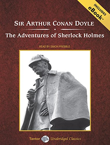 The Adventures of Sherlock Holmes (Compact Disc)