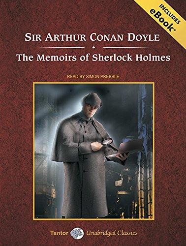 9781400115181: The Memoirs of Sherlock Holmes (Tantor Unabridged Classics)