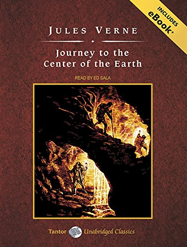 9781400116058: Journey to the Center of the Earth (Tantor Unabridged Classics)