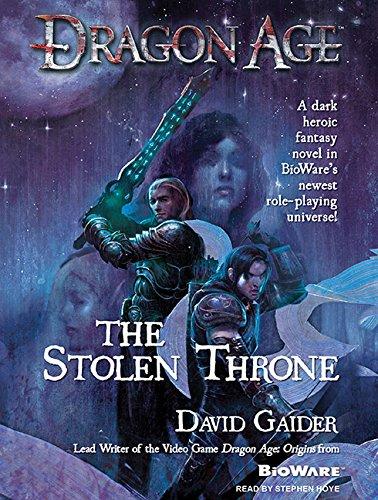 9781400116218: Dragon Age: The Stolen Throne
