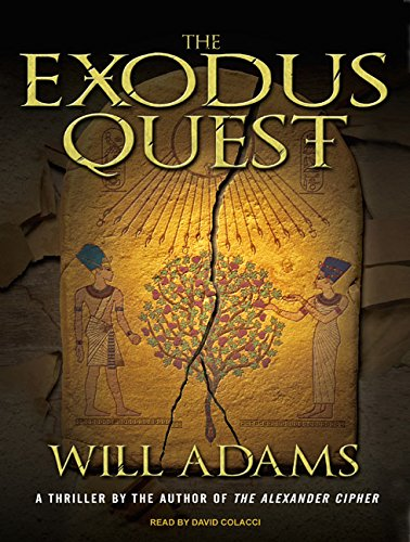 The Exodus Quest (Compact Disc): Will Adams