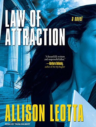 9781400118809: Law of Attraction: A Novel