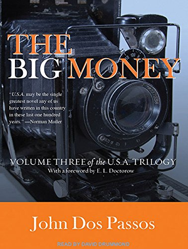 The Big Money (U.S.A.): Passos, John Dos