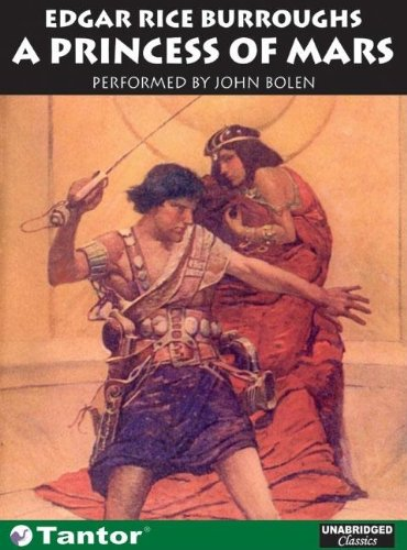 A Princess of Mars (John Carter of Mars) (9781400130184) by Edgar Rice Burroughs