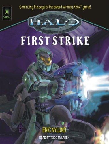 Halo: First Strike: Eric S. Nylund