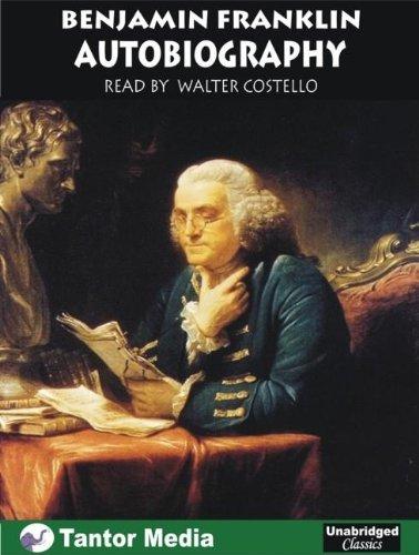 9781400131686: Autobiography of Benjamin Franklin (Unabridged Classics in Audio)