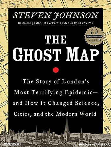 The Ghost Map: Steven Johnson
