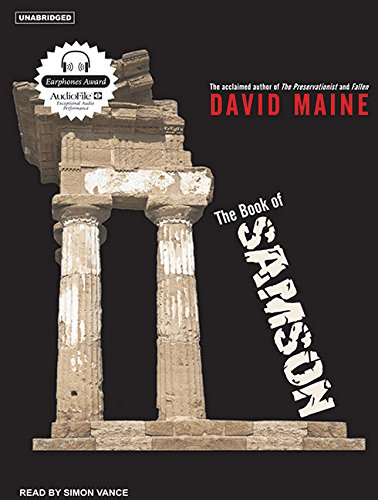 The Book of Samson (Compact Disc): David Maine