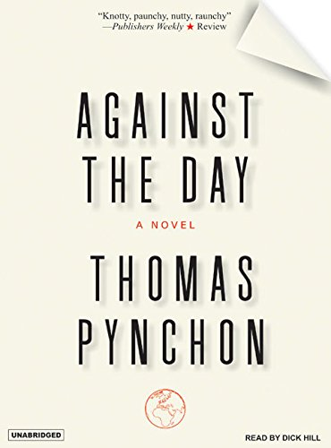 Against the Day: Pynchon, Thomas