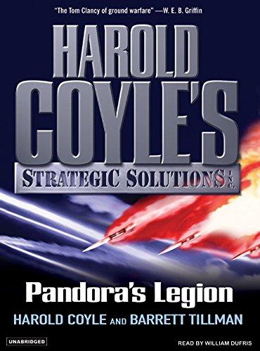 Pandora's Legion (Compact Disc): Harold Coyle