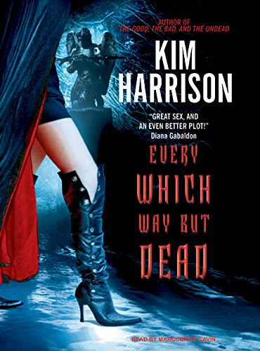 Every Which Way But Dead (The Hollows,: Kim Harrison Aut