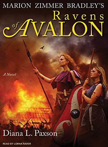 9781400134960: Marion Zimmer Bradley's Ravens of Avalon: A Novel