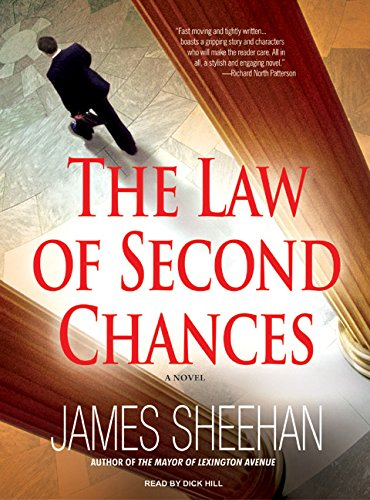 The Law of Second Chances: A Novel: Professor James Sheehan