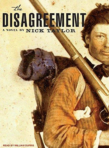 The Disagreement (Compact Disc): Nick Taylor