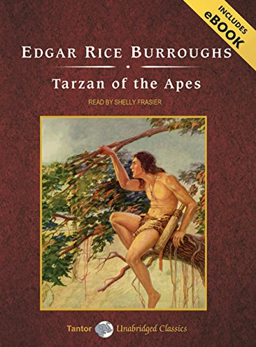 Tarzan of the Apes, with eBook (9781400138500) by Edgar Rice Burroughs