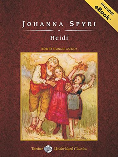 Heidi, with eBook: Spyri, Johanna