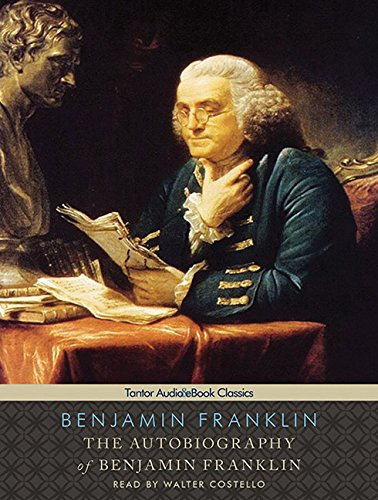 9781400138982: The Autobiography of Benjamin Franklin, with eBook