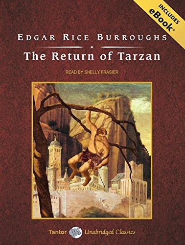 The Return of Tarzan: Edgar Rice Burroughs