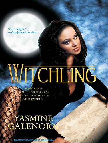 Witchling (Sisters of the Moon) (9781400140008) by Yasmine Galenorn