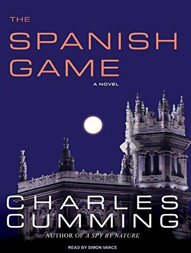 9781400140428: The Spanish Game: A Novel