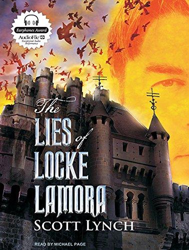 The Lies of Locke Lamora: Scott Lynch