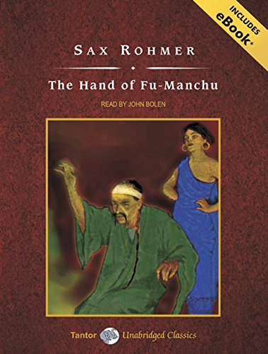 The Hand of Fu-Manchu (Compact Disc): Sax Rohmer
