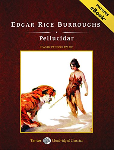 Pellucidar, with eBook (9781400141166) by Edgar Rice Burroughs