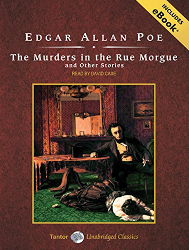 9781400141241: The Murders in the Rue Morgue and Other Stories, with eBook (Tantor Unabridged Classics)