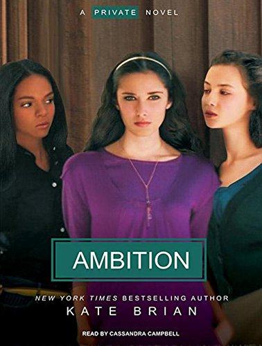 Ambition: Kate Brian