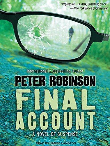 Final Account: peter robinson