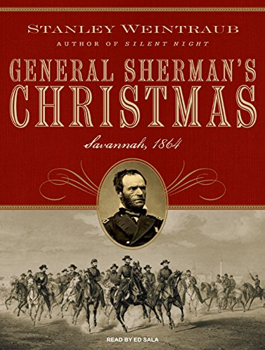 9781400143917: General Sherman's Christmas: Savannah, 1864