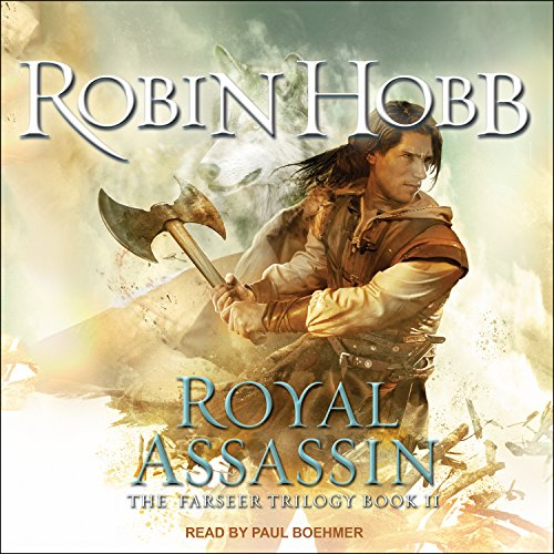 The Farseer: Royal Assassin (9781400144358) by Robin Hobb