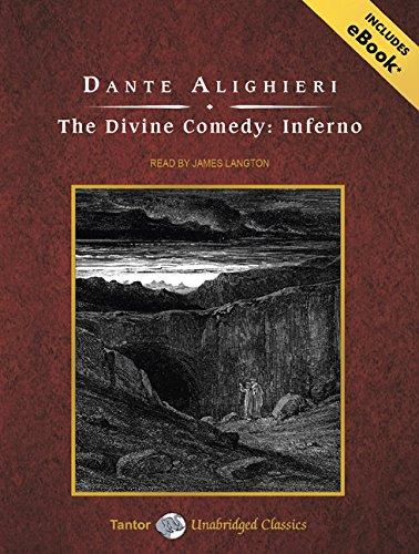 9781400146024: The Divine Comedy: Inferno (Tantor Unabridged Classics)
