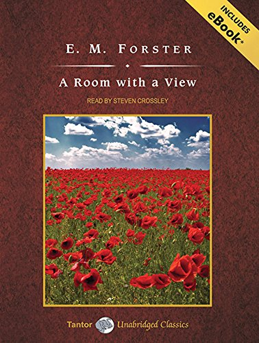9781400146093: A Room with a View (Tantor Unabridged Classics)