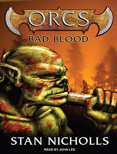 Bad Blood (Compact Disc): Stan Nicholls